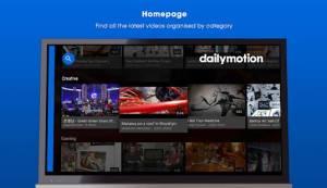 Androidアプリ「Dailymotion - 注目動画を一括チェック」のスクリーンショット 1枚目