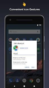 Androidアプリ「Apex Launcher Pro」のスクリーンショット 2枚目