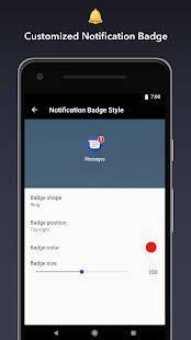 Androidアプリ「Apex Launcher Pro」のスクリーンショット 5枚目