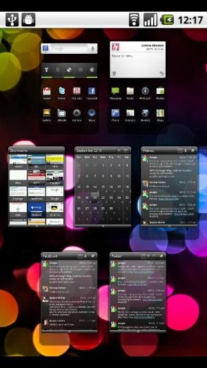 Androidアプリ「LauncherPro Plus Unlocker」のスクリーンショット 2枚目