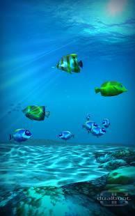 Androidアプリ「Ocean HD」のスクリーンショット 5枚目