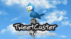 Androidアプリ「TweetCaster Pro for Twitter」のスクリーンショット 1枚目