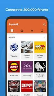 Androidアプリ「Tapatalk Pro - 200,000+ Forums」のスクリーンショット 2枚目