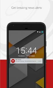 Androidアプリ「BBC News」のスクリーンショット 5枚目
