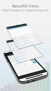 Androidアプリ「AndroMoney Pro 家計簿」のスクリーンショット 5枚目