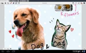 Androidアプリ「MetaMoJi Note Lite(手書きノートアプリ)」のスクリーンショット 5枚目