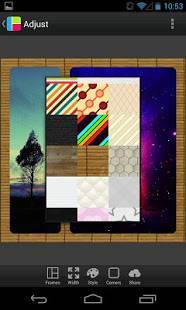 Androidアプリ「PicFrame」のスクリーンショット 4枚目