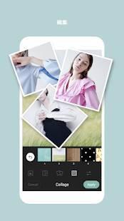 Androidアプリ「Cymera Camera-写真&ビューティーエディタ Beauty Filter, Collage」のスクリーンショット 3枚目