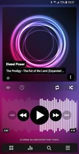 Androidアプリ「Poweramp Full Version Unlocker」のスクリーンショット 1枚目