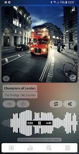 Androidアプリ「Poweramp Full Version Unlocker」のスクリーンショット 2枚目