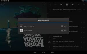 Androidアプリ「AirSyncをiTunes & AirPlay」のスクリーンショット 4枚目