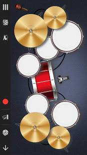 Androidアプリ「Walk Band - 音楽スタジオ」のスクリーンショット 2枚目