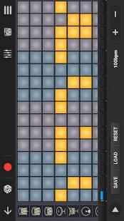Androidアプリ「Walk Band - 音楽スタジオ」のスクリーンショット 5枚目