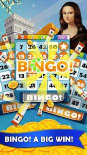 Androidアプリ「Bingo Fever - Free Bingo Game」のスクリーンショット 2枚目