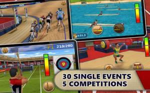 Androidアプリ「陸上競技: Athletics」のスクリーンショット 2枚目
