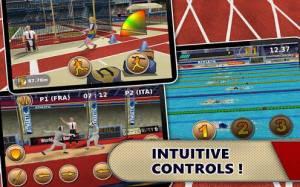 Androidアプリ「陸上競技: Athletics」のスクリーンショット 5枚目