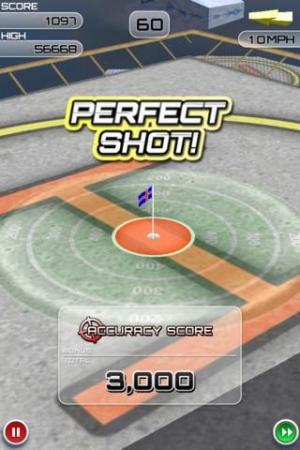 Androidアプリ「Flick Golf Extreme!」のスクリーンショット 4枚目