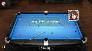 Androidアプリ「Real Pool 3D」のスクリーンショット 2枚目