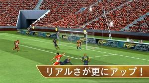 Androidアプリ「リアルサッカー2013」のスクリーンショット 4枚目