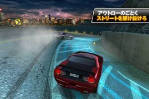 Androidアプリ「Drift Mania: Street Outlaws」のスクリーンショット 1枚目