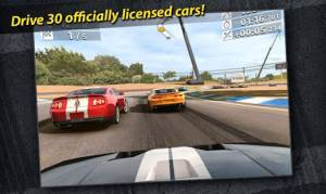 Androidアプリ「Real Racing 2」のスクリーンショット 3枚目