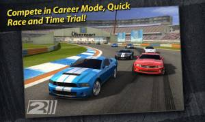 Androidアプリ「Real Racing 2」のスクリーンショット 2枚目