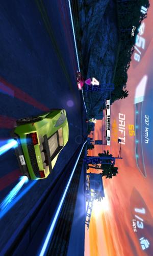 Androidアプリ「アスファルト6:Adrenaline」のスクリーンショット 3枚目