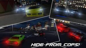 Androidアプリ「Drag Racing 3D」のスクリーンショット 4枚目