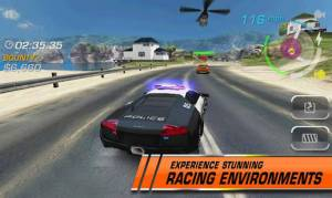 Androidアプリ「Need for Speed™ Hot Pursuit」のスクリーンショット 5枚目