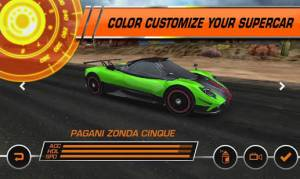 Androidアプリ「Need for Speed™ Hot Pursuit」のスクリーンショット 3枚目