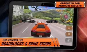 Androidアプリ「Need for Speed™ Hot Pursuit」のスクリーンショット 4枚目