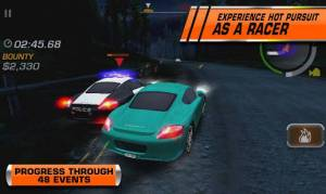 Androidアプリ「Need for Speed™ Hot Pursuit」のスクリーンショット 1枚目