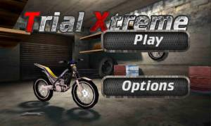 Androidアプリ「Trial Xtreme」のスクリーンショット 1枚目