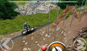 Androidアプリ「Trial Xtreme」のスクリーンショット 2枚目