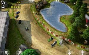 Androidアプリ「Reckless Racing 2」のスクリーンショット 2枚目