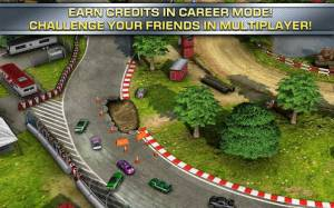 Androidアプリ「Reckless Racing 2」のスクリーンショット 1枚目