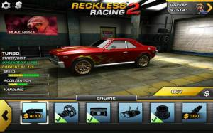 Androidアプリ「Reckless Racing 2」のスクリーンショット 3枚目