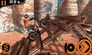 Androidアプリ「Trial Xtreme 2」のスクリーンショット 5枚目