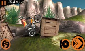 Androidアプリ「Trial Xtreme 2」のスクリーンショット 3枚目