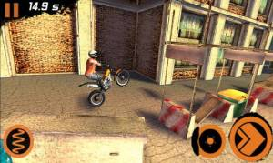 Androidアプリ「Trial Xtreme 2」のスクリーンショット 4枚目