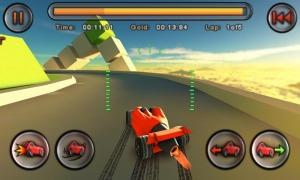 Androidアプリ「Jet Car Stunts」のスクリーンショット 5枚目