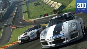 Androidアプリ「Real Racing 3」のスクリーンショット 2枚目