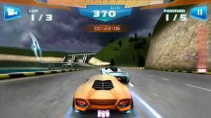 Androidアプリ「ファストレーシング3D - Fast Racing」のスクリーンショット 1枚目