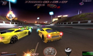 Androidアプリ「Speed Racing Ultimate Free」のスクリーンショット 2枚目
