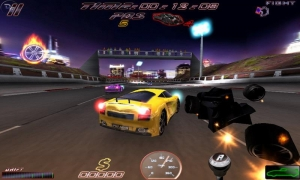Androidアプリ「Speed Racing Ultimate Free」のスクリーンショット 5枚目