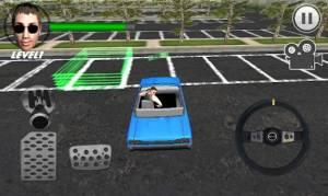 Androidアプリ「クレイジー駐車王 3D」のスクリーンショット 3枚目