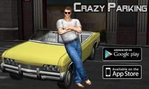 Androidアプリ「クレイジー駐車王 3D」のスクリーンショット 1枚目