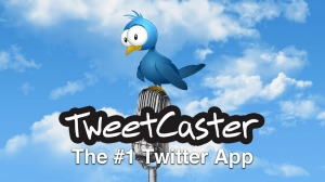 Androidアプリ「TweetCaster for Twitter」のスクリーンショット 1枚目