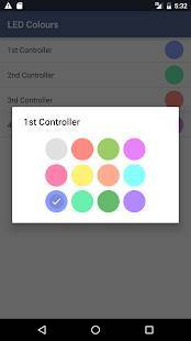 Androidアプリ「Sixaxis Controller」のスクリーンショット 4枚目