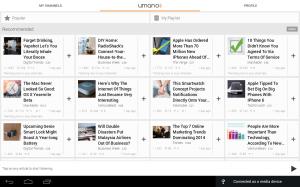 Androidアプリ「Umano(ウマノ): 英語でニュースリスニング」のスクリーンショット 1枚目